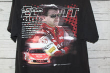 Bill Elliot Dodge Ram Vintage Retro 2002 Double Sided NASCAR Racing T-Shirt