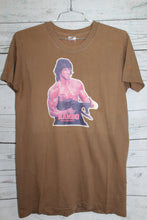 Rambo First Blood 2 1985 Sylvester Stallone Vintage Iron On Movie Promo T-shirt