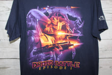Copy of Star Wars Phantom Menace Episode One 1 B1 Battle Droid Vintage T-shirt
