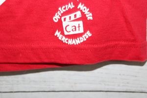 Cat In The Hat The Movie Vintage DEADSTOCK Promo T-shirt