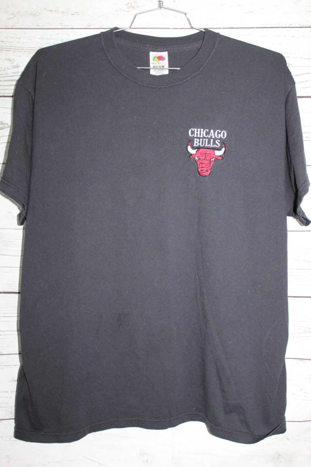 Chicago Bulls Sewn Embroidered Vintage T-shirt