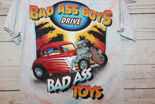 Bad Ass Boys Drive Bad Toys VintageT-shirt