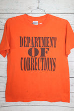 Department Of Corrections Vintage T-shirt