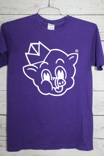 Piggly Wiggly Grocery Store Vintage Double Sided T-shirt