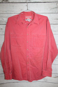 Marlboro Cigarettes Adventure Team Vintage Collard Shirt