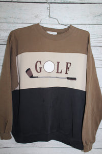 Golf by Great Lakes Vintage Unisex Crewneck Sweatshirt Sweater