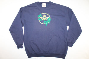 Ireland Irish Claddagh Vintage Crewneck Sweatshirt Sweater
