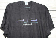 Sony Playstation 2 Vintage Video Game Console Promo DEADSTOCK PS2 T-Shirt