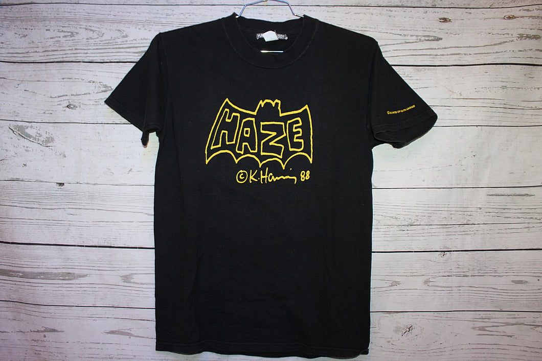 Keith Haring x Eric HAZE BATHAZE Vintage Estate T-Shirt