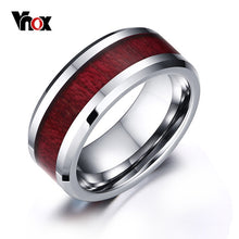 Tungsten Carbide Men's Ring