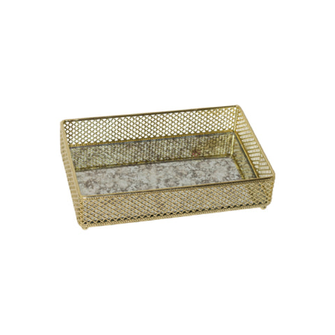 GOLD JEWEL TRAY