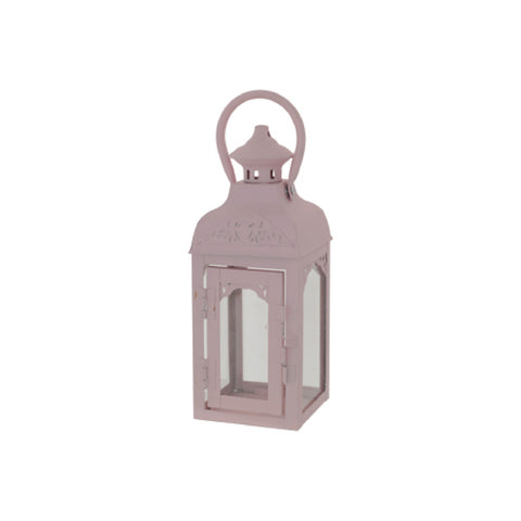 PINK ANTIQUE LANTERN