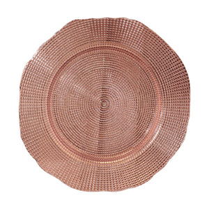 SAVOY ROSEGOLD UNDERPLATE