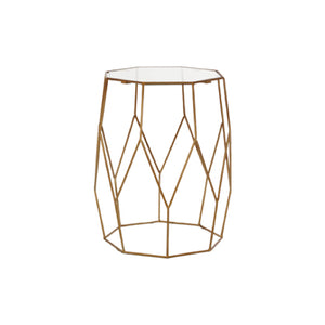 CARRAWAY SIDE TABLE- SMALL