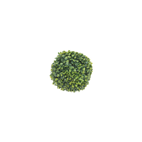 GREEN BOXWOOD BALL - 18cm