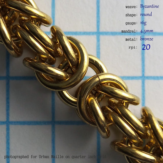 Byzantine Chain Instructions