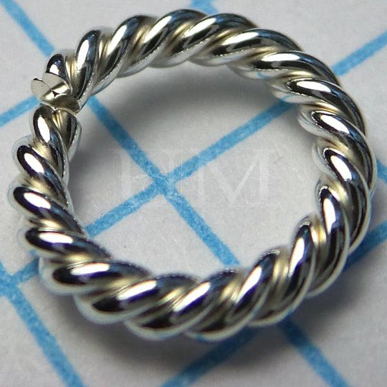 18g Multistrand Sterling