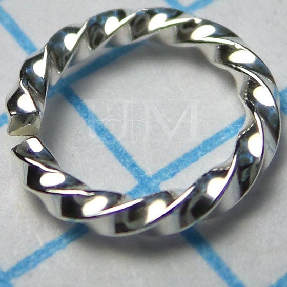 20g Twisted Sterling