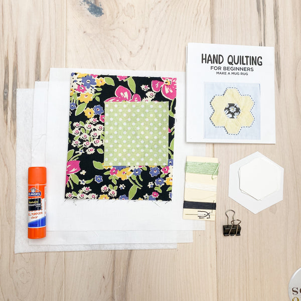 Hand Quilting English Paper Piecing Sewing Kit