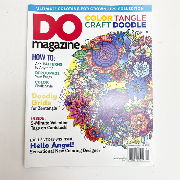 Do Magazine - Winter/Spring 2016 Issue