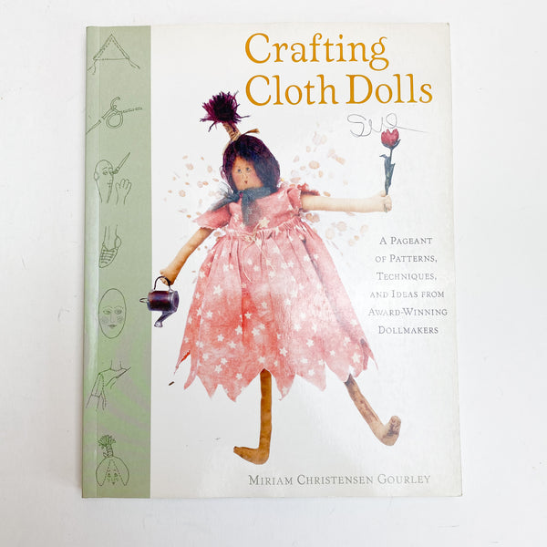 Crafting Cloth Dolls Book