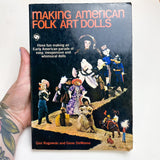 Making American Folk Art Dolls Book