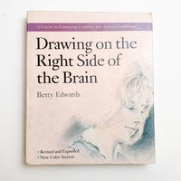 Drawing on the Right Side of the Brain Book