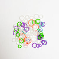 Ten Stitch Markers