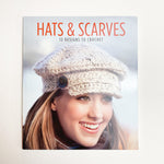Hats + Scarves Knitting Pattern Book