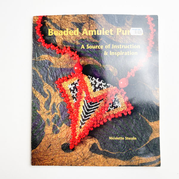 Beaded Amulet Purse Book