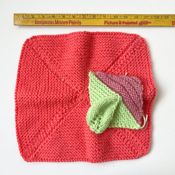 Hand Knit Samplers