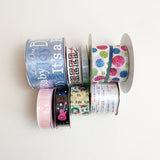 Assortment of Printed Ribbon - 8 Rolls