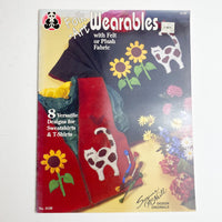 Folk Art Wearables Applique Template Book
