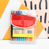 Rainbow Twist Crayons - Pack of 12