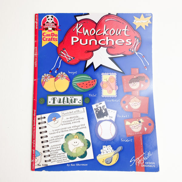 Punch Art Paper Crafting Book