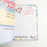 Carpe Diem Activity Bucket List Journal