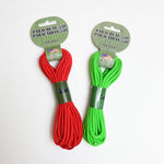 Red + Green Cording