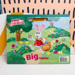 Big Easter Adventure Sticker + Coloring Book