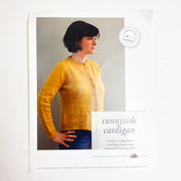 Sunnyside Cardigan Knitting Pattern