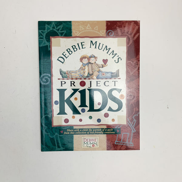 Project Kids Quilting Book