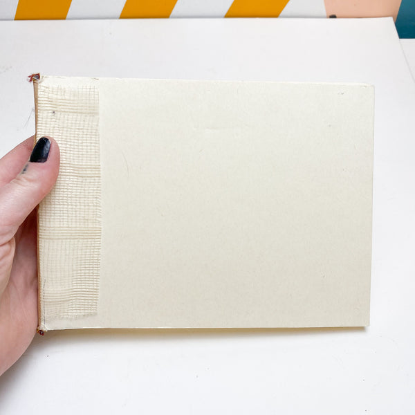Blank Paper Notepad