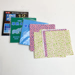 Collection of Assorted Origami Paper