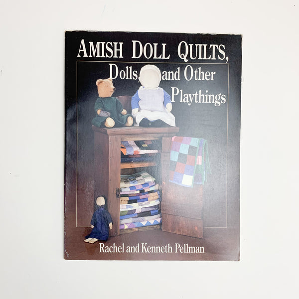 Amish Doll + Toy Book