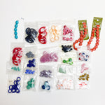Plastic Bead Collection - #028