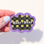 Make & Mend Tiny Magnet