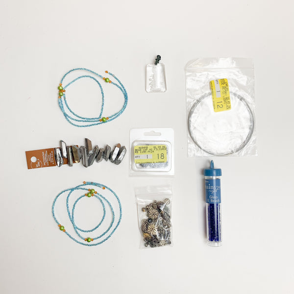 Bead + Wire Bundle