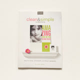 Clean + Simple Scrapbooking Project and Idea Book