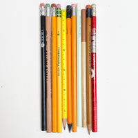 Ten Basic Pencils