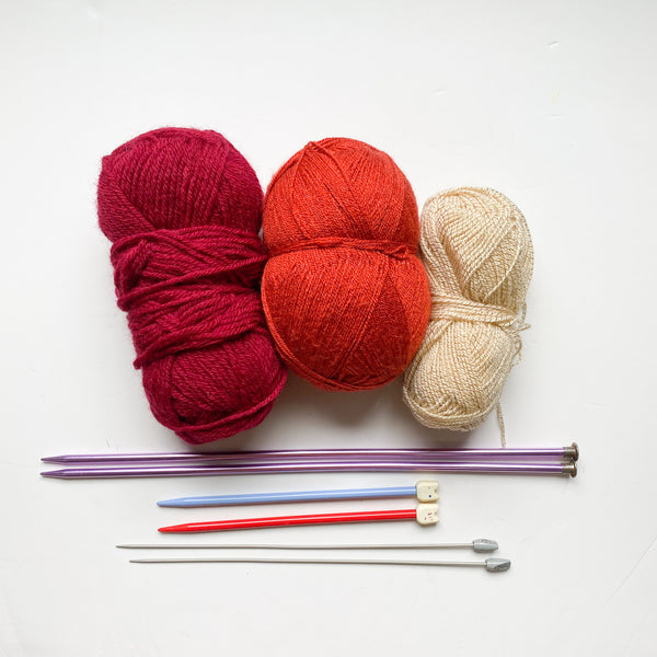 Knitting Starter Kit
