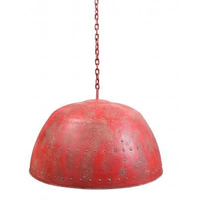 Antique Industrial Iron Ceiling Light